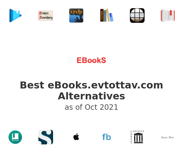 Best eBooks.evtottav.com Alternatives