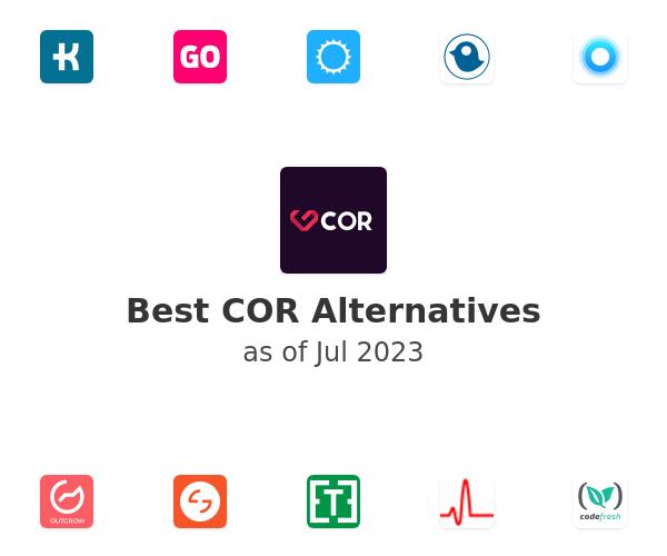 Best COR Alternatives