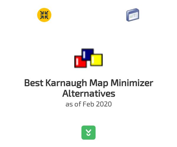 Best Karnaugh Map Minimizer Alternatives