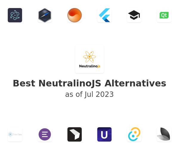 Best NeutralinoJS Alternatives