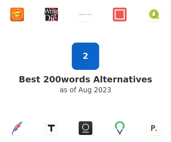 Best 200words Alternatives