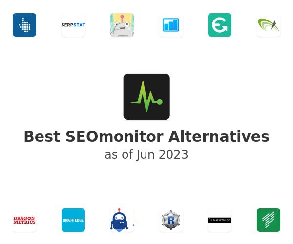 Best SEOmonitor Alternatives