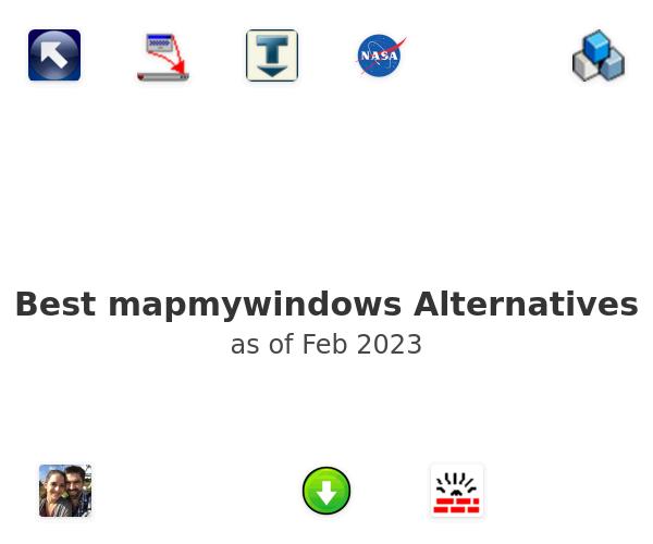 Best mapmywindows Alternatives
