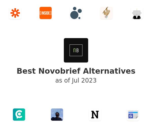 Best Novobrief Alternatives