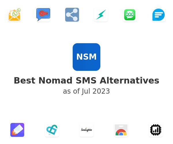 Best Nomad SMS Alternatives