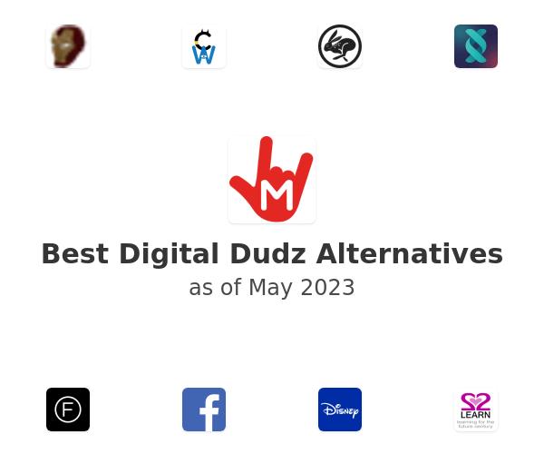 Best Digital Dudz Alternatives