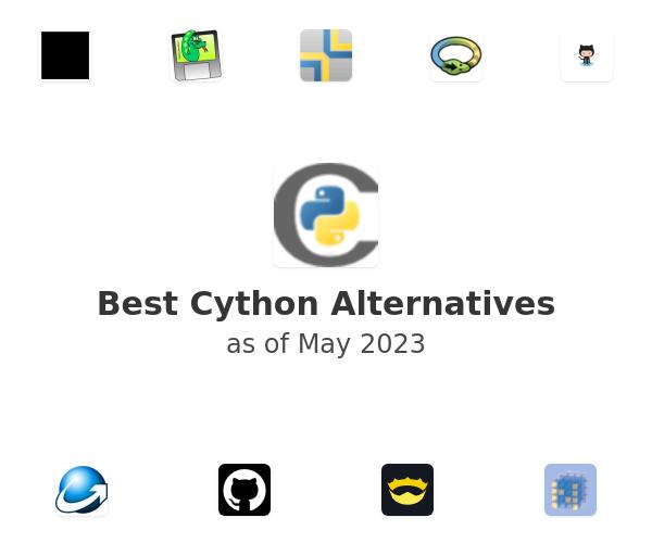 Best Cython Alternatives