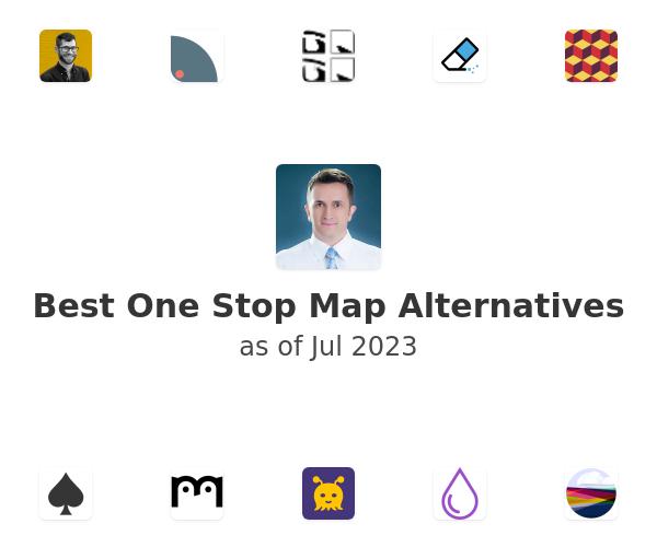 Best One Stop Map Alternatives