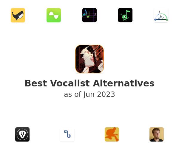 Best Vocalist Alternatives