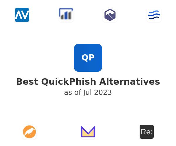 Best QuickPhish Alternatives