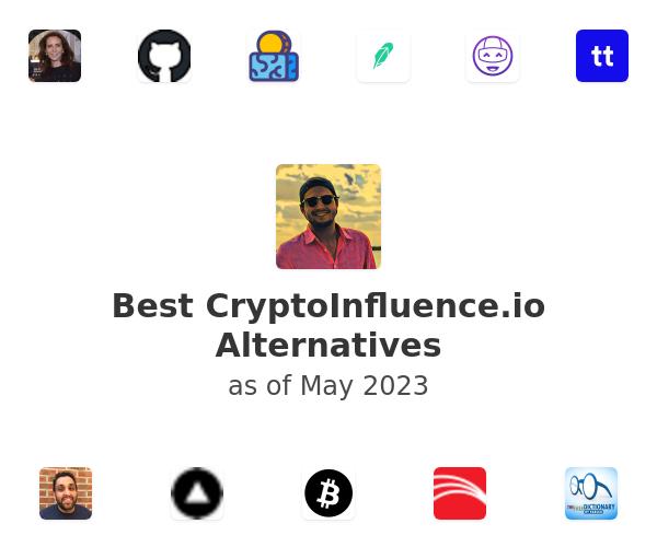 Best CryptoInfluence.io Alternatives