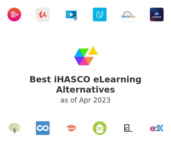 Best iHASCO eLearning Alternatives
