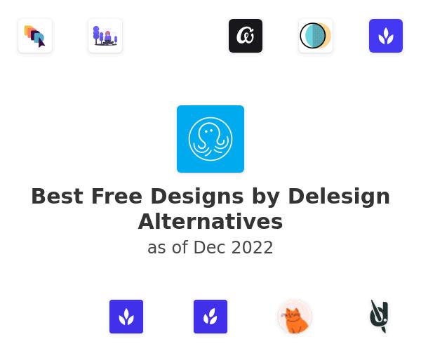 Best Free Designs by Delesign Alternatives
