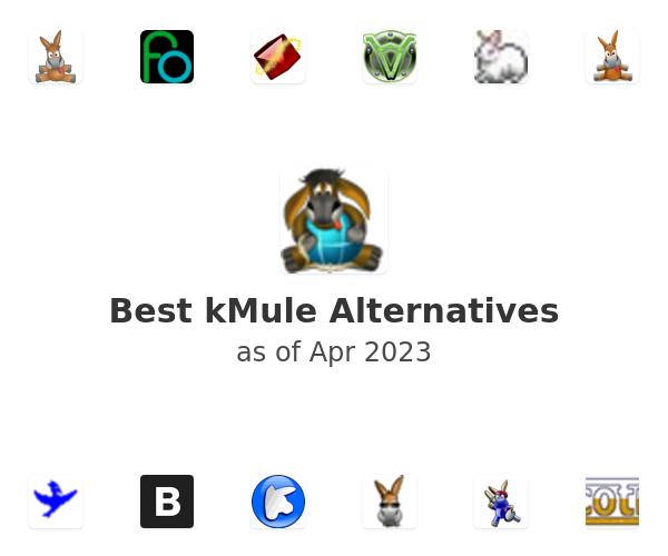 Best kMule Alternatives