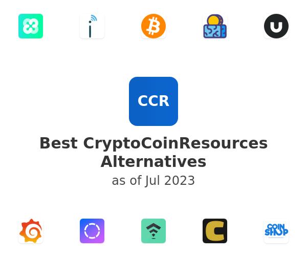 Best CryptoCoinResources Alternatives