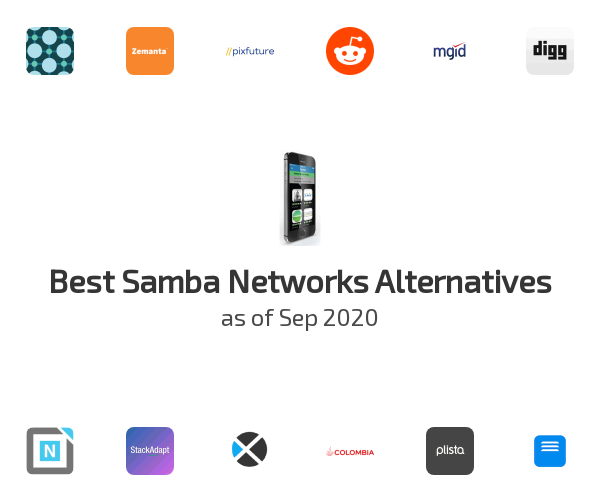 Best Samba Networks Alternatives