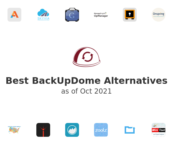 Best BackUpDome Alternatives