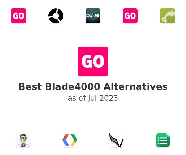 Best Blade4000 Alternatives