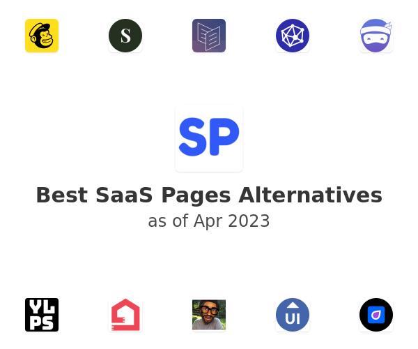 Best SaaS Pages Alternatives