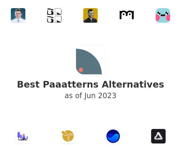 Best Paaatterns Alternatives