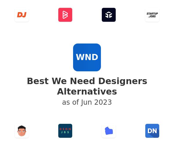 Best We Need Designers Alternatives