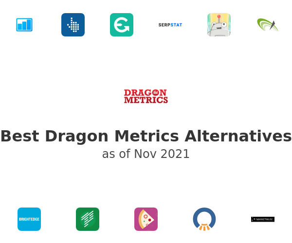 Best Dragon Metrics Alternatives