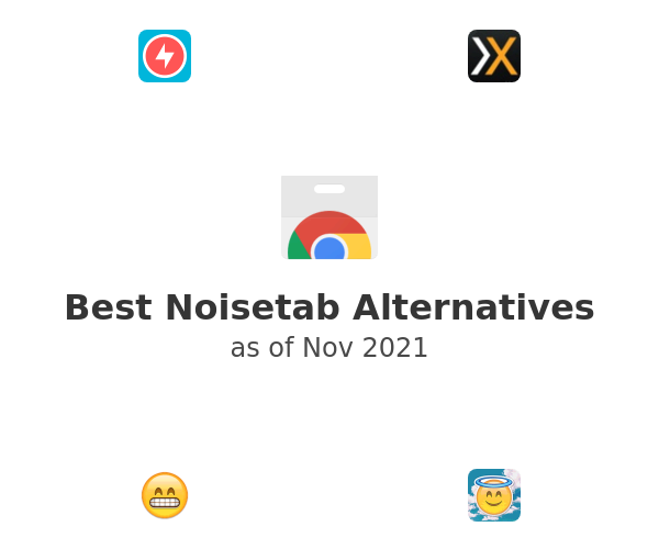 Best Noisetab Alternatives