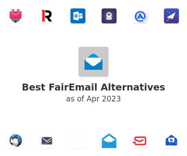 Best FairEmail Alternatives