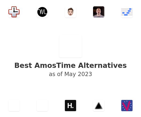 Best AmosTime Alternatives