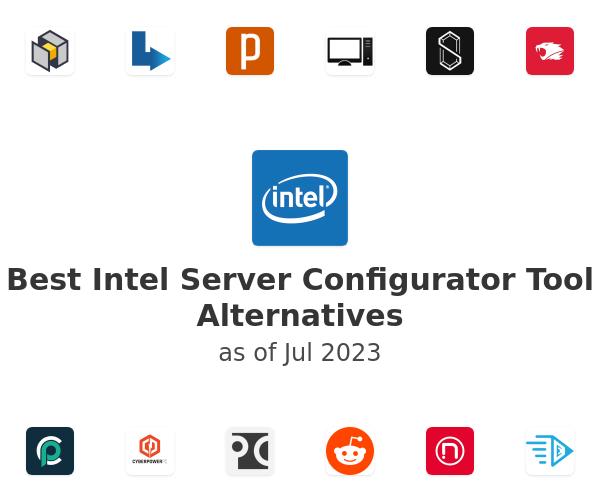 Best Intel Server Configurator Tool Alternatives