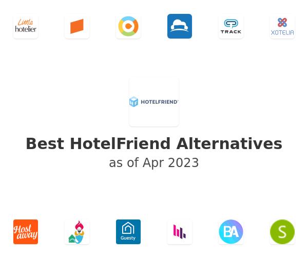 Best HotelFriend Alternatives