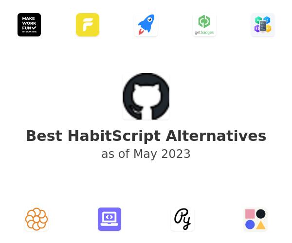Best HabitScript Alternatives