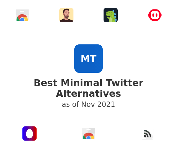 Best Minimal Twitter Alternatives