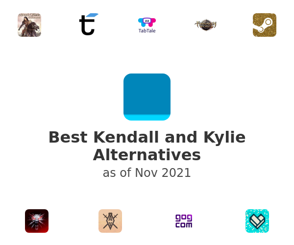 Best Kendall and Kylie Alternatives