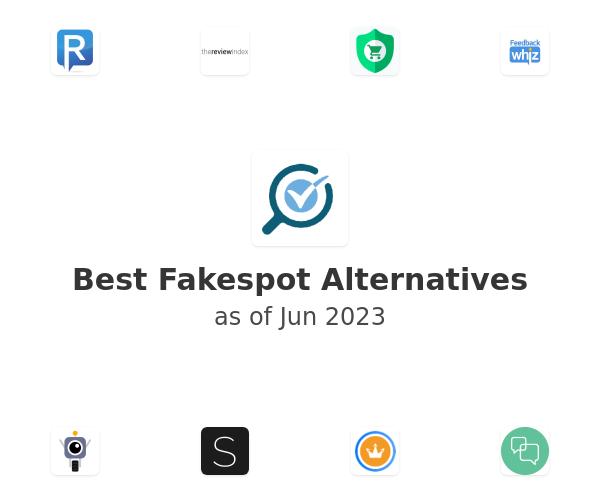Best Fakespot Alternatives