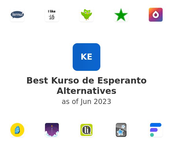 Best Kurso de Esperanto Alternatives