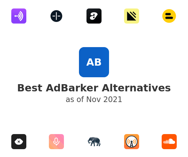 Best AdBarker Alternatives