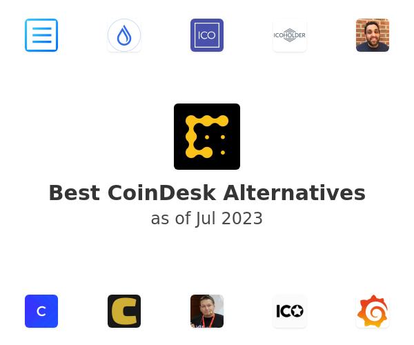 Best CoinDesk Alternatives