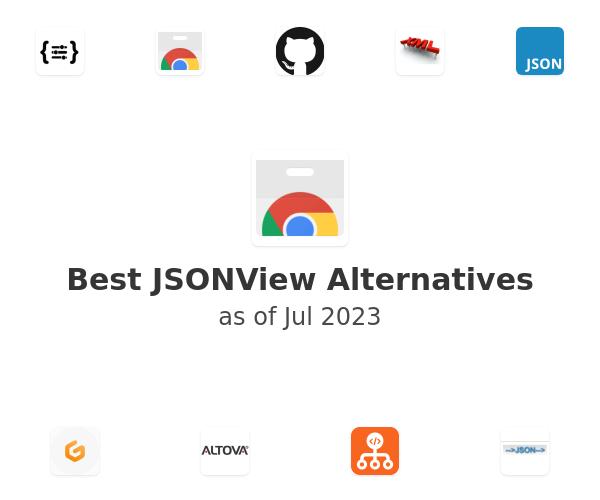 Best JSONView Alternatives