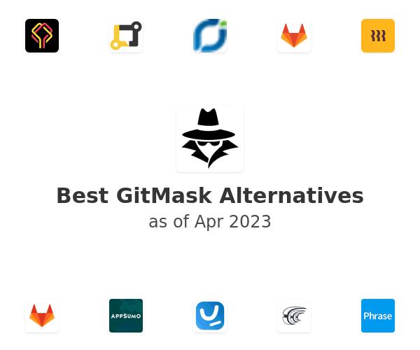 Best GitMask Alternatives