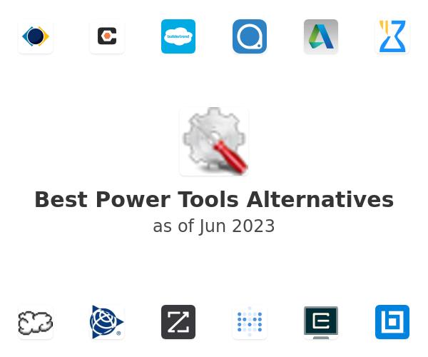 Best Power Tools Alternatives