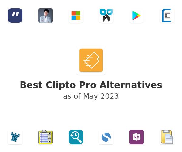 Best Clipto Pro Alternatives