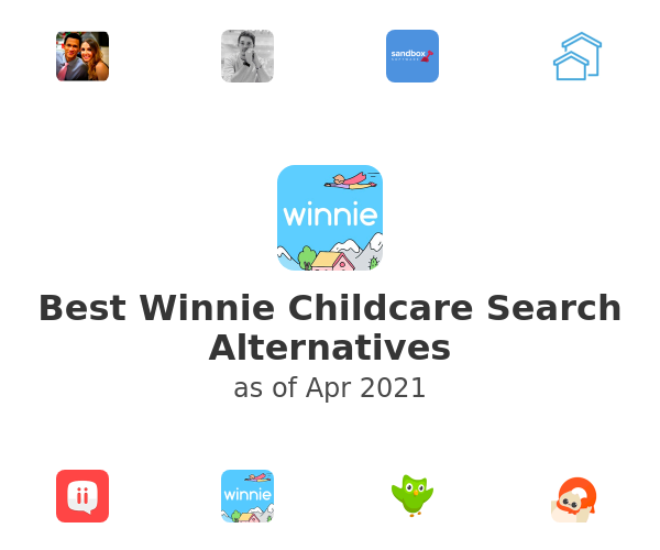 Best Winnie Childcare Search Alternatives