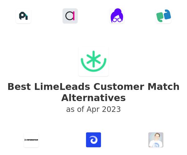 Best LimeLeads Customer Match Alternatives