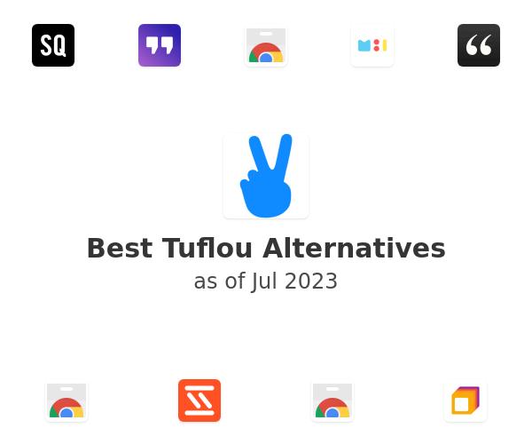 Best Tuflou Alternatives