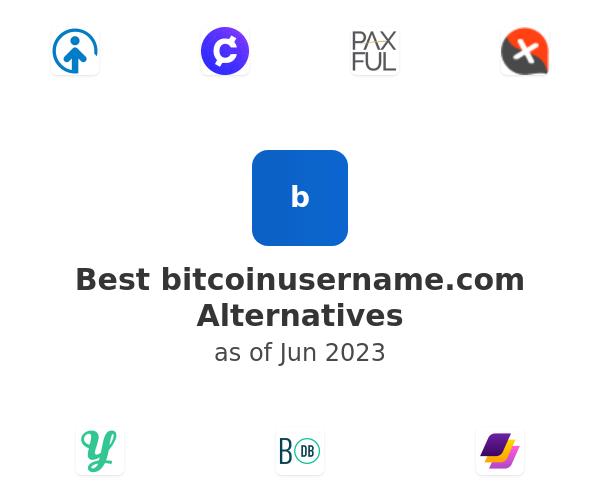 Best bitcoinusername.com Alternatives