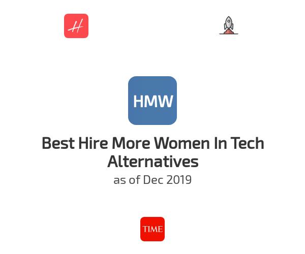 Best Hire More Women In Tech Alternatives