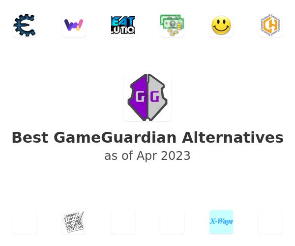 Best GameGuardian Alternatives