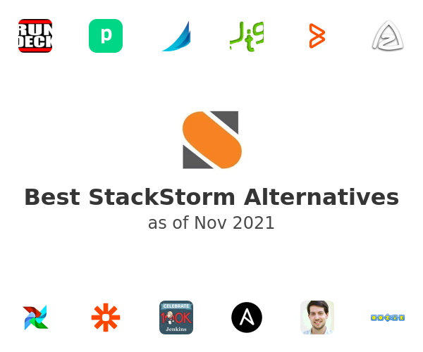 Best StackStorm Alternatives
