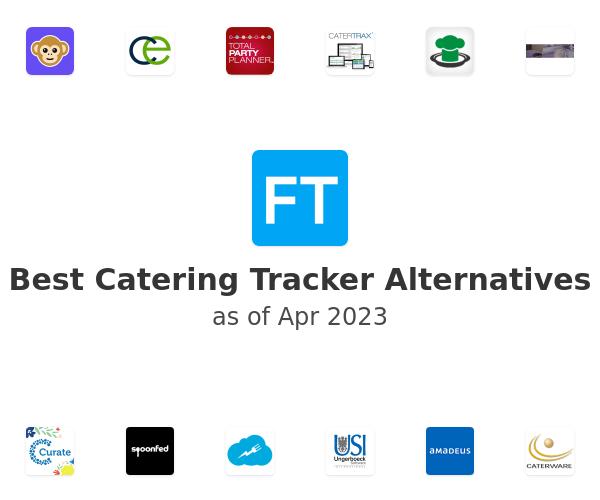 Best Catering Tracker Alternatives